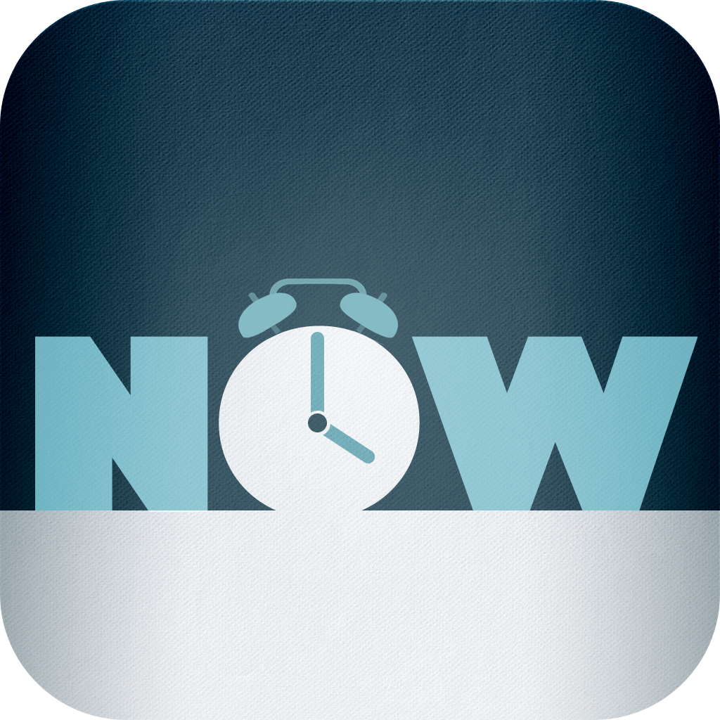 Now Alarm Clock by Red Hot Apps icon